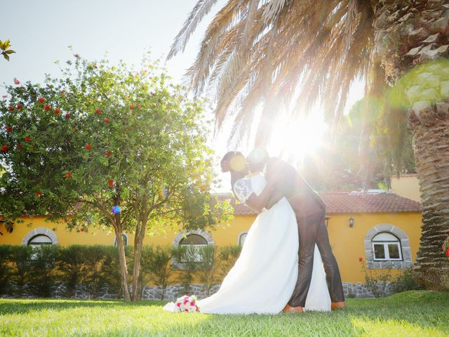O casamento de Helena e Adilson