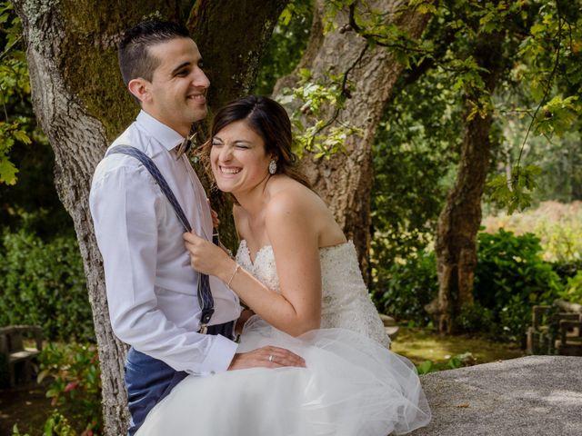 O casamento de Antia e Juan