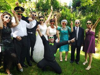 O casamento de José e Nádia 3