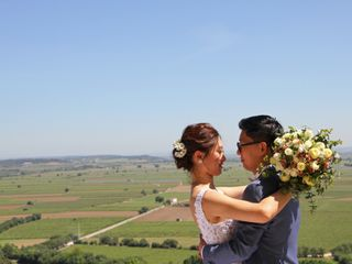 O casamento de Jie  YAN e Ji Jonathan YAN
