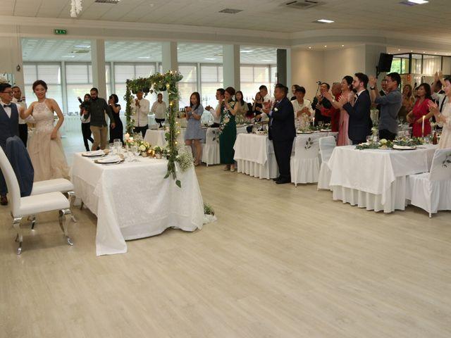 O casamento de Ji Jonathan YAN e Jie  YAN em Santarém, Santarém (Concelho) 21