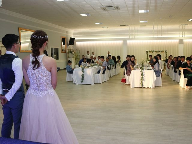 O casamento de Ji Jonathan YAN e Jie  YAN em Santarém, Santarém (Concelho) 23