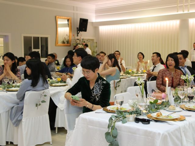 O casamento de Ji Jonathan YAN e Jie  YAN em Santarém, Santarém (Concelho) 24