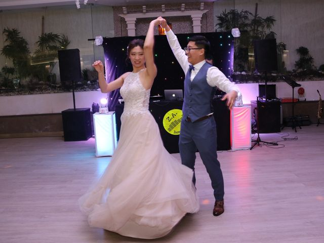 O casamento de Ji Jonathan YAN e Jie  YAN em Santarém, Santarém (Concelho) 25