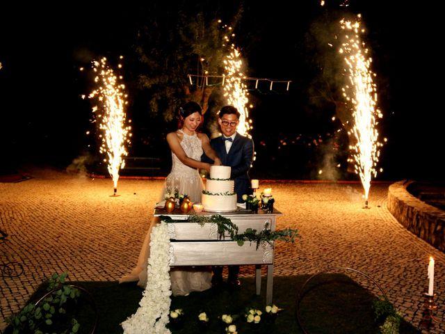 O casamento de Ji Jonathan YAN e Jie  YAN em Santarém, Santarém (Concelho) 29