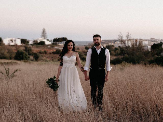 O casamento de Andreia e James