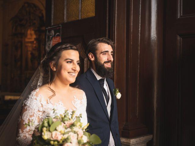 O casamento de Tiago e Beatriz em Leça da Palmeira, Matosinhos 10