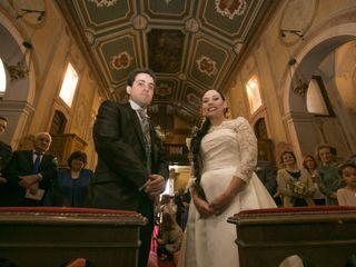 O casamento de Inês e Hugo