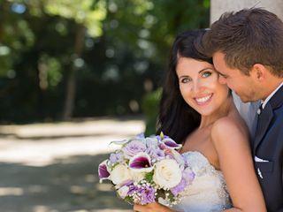 O casamento de Denise e Pedro