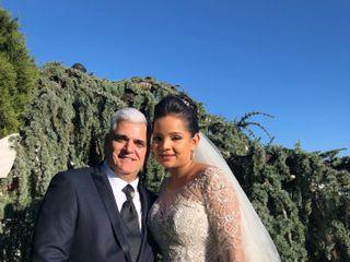 O casamento de Georgi  e Vitor