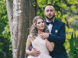 O casamento de Fátima e Kyle