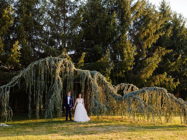 O casamento de Sónia e David