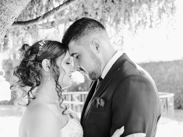 O casamento de Fátima e Hugo