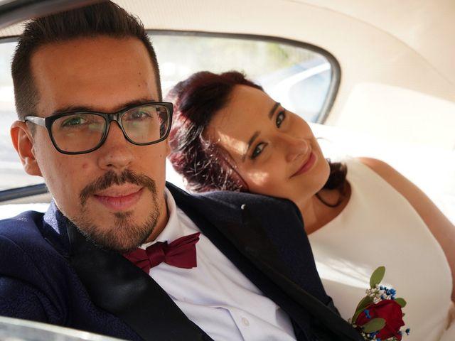O casamento de Cristina e Nuno