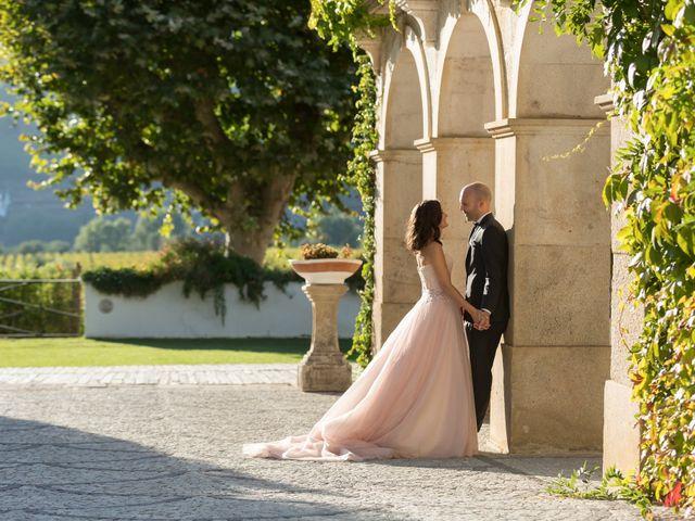 O casamento de Nadine e Filipe