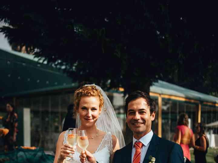 O casamento de Zuzik e Rui