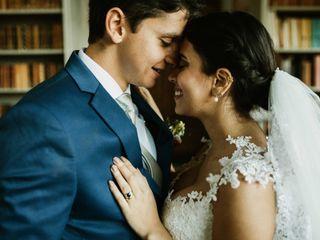 O casamento de Thaissa e Amaury