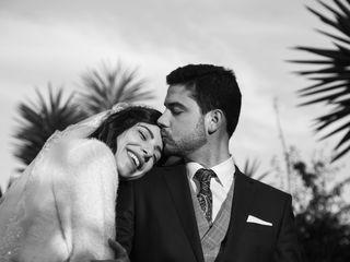 O casamento de Anabela e Tiago