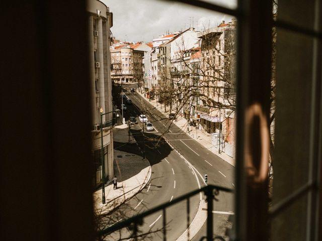 O casamento de Amaury e Thaissa em Lisboa, Lisboa (Concelho) 25