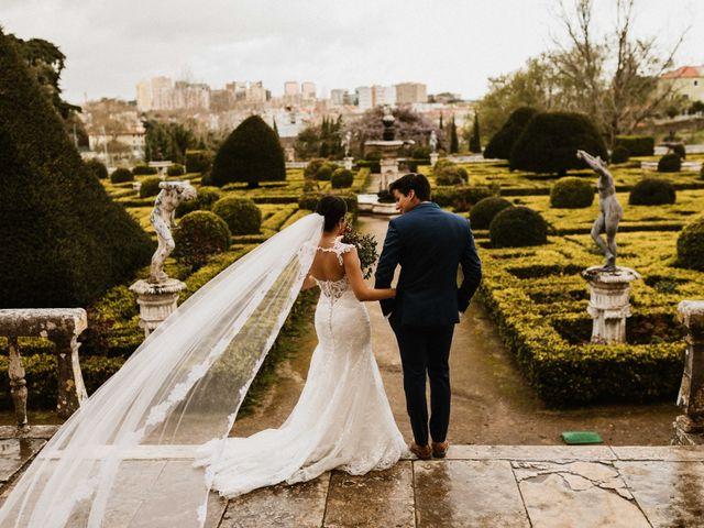 O casamento de Amaury e Thaissa em Lisboa, Lisboa (Concelho) 60