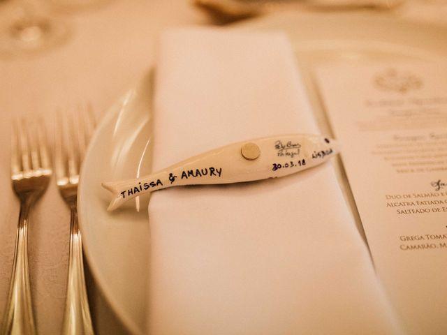 O casamento de Amaury e Thaissa em Lisboa, Lisboa (Concelho) 79