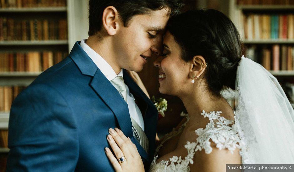 O casamento de Amaury e Thaissa em Lisboa, Lisboa (Concelho)