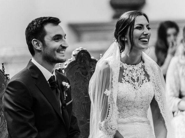 O casamento de Pilar e David