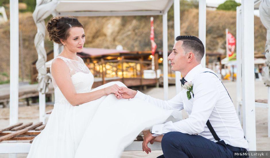 O casamento de Veaceslav e Veronica em Sesimbra, Sesimbra