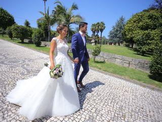 O casamento de Carine  e Christian
