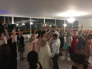 O casamento de Marisa e Daniel