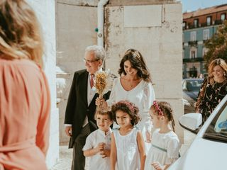 O casamento de Gonçalo e Elena 1