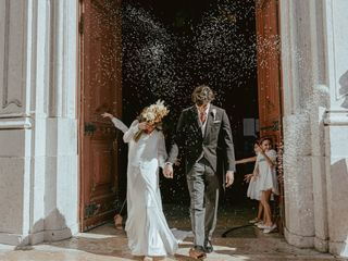 O casamento de Gonçalo e Elena