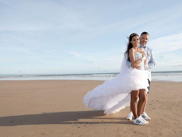 O casamento de Luís e Elisabete em Costa de Caparica, Almada 1