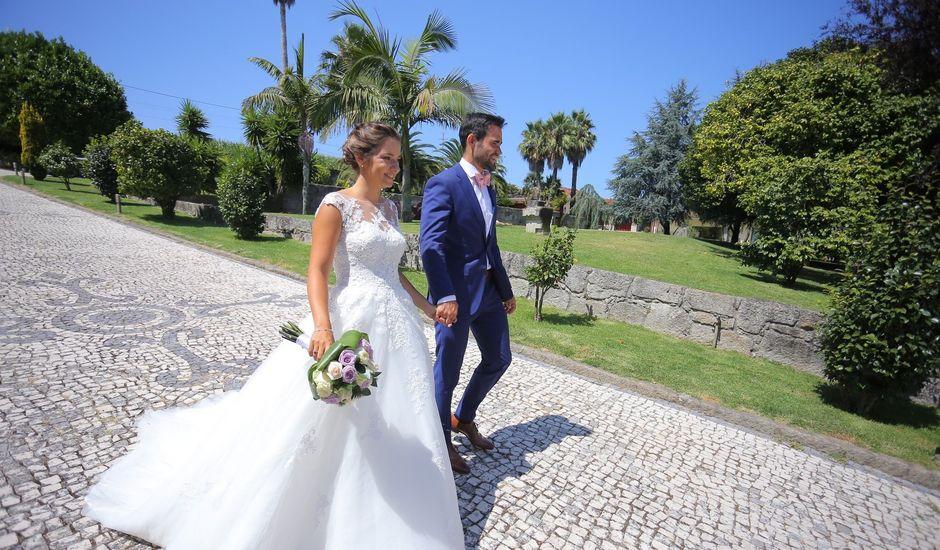 O casamento de Christian e Carine  em Matosinhos, Matosinhos