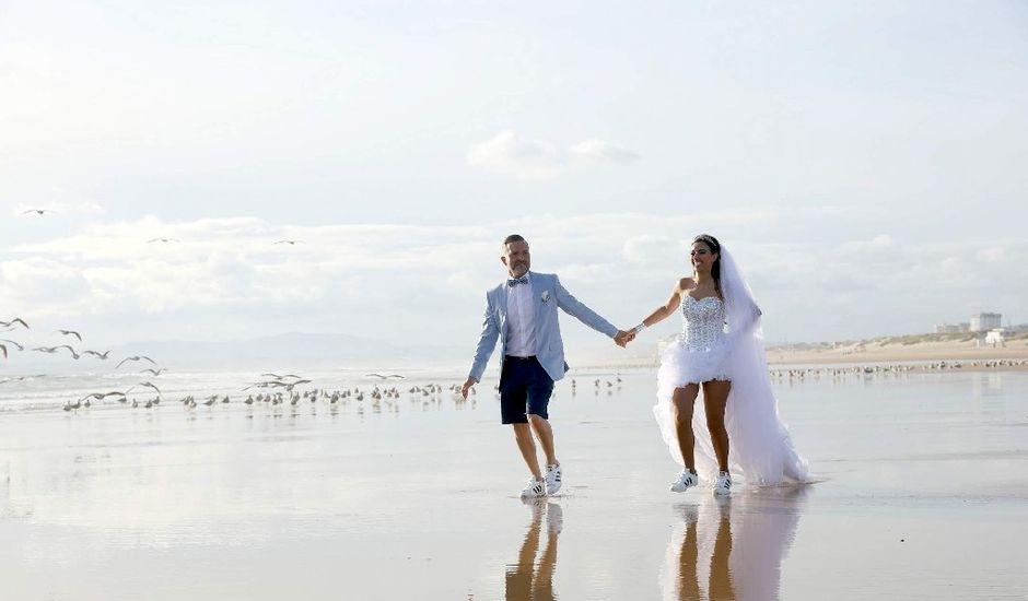 O casamento de Luís e Elisabete em Costa de Caparica, Almada