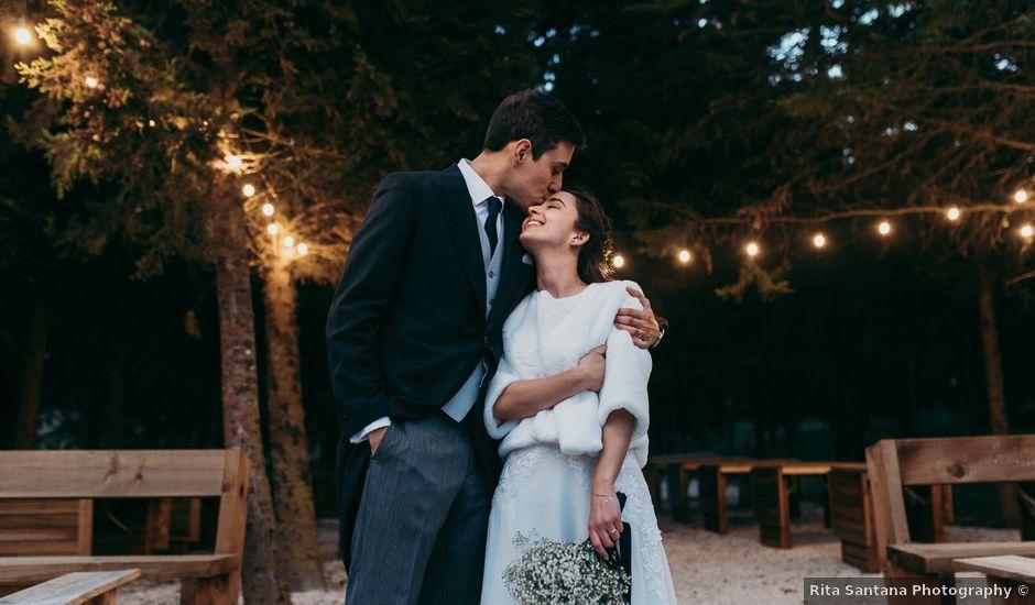 O casamento de João e Ana em Gradil, Mafra