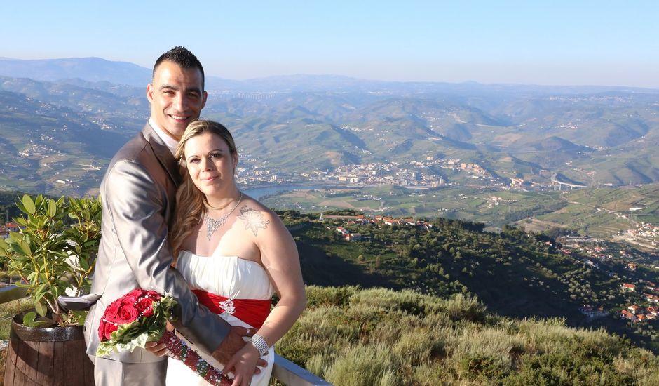 O casamento de Cláudio e Marisa em Lamego, Lamego