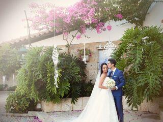 O casamento de Andreia e João 1