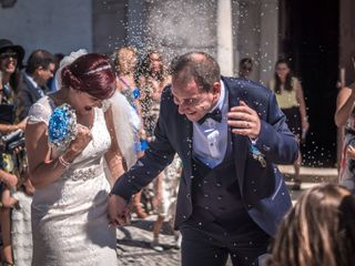 O casamento de Tânia e Renato