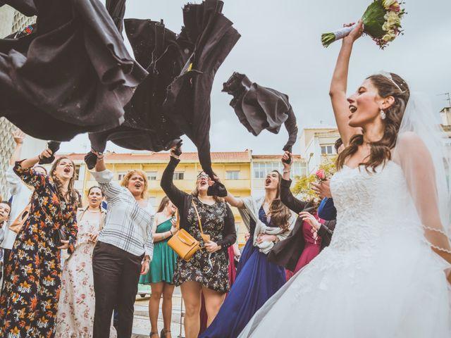O casamento de Gonçalo e Diana em Costa de Caparica, Almada 22