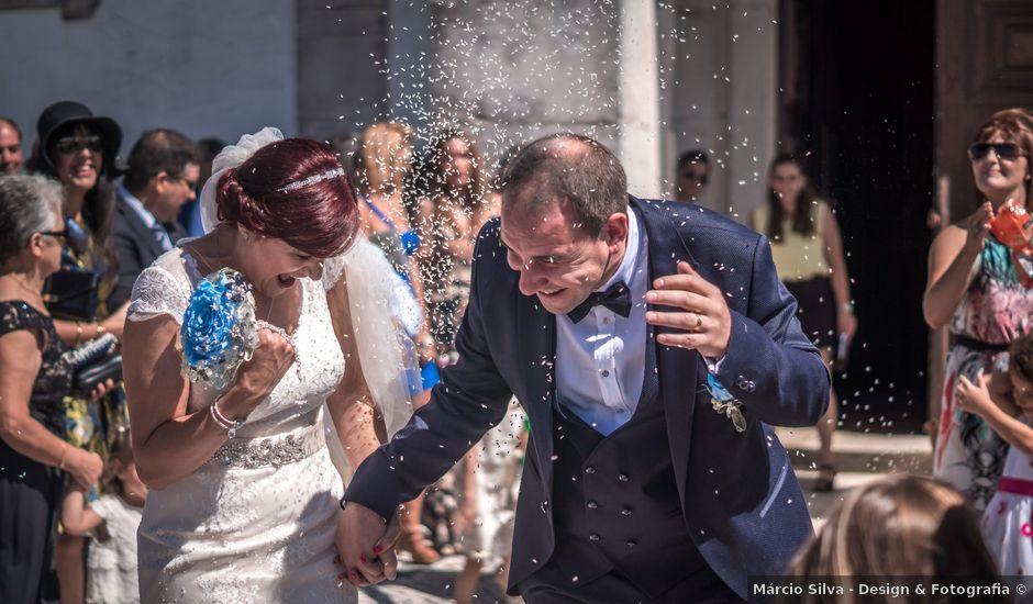 O casamento de Renato e Tânia em Fátima, Ourém
