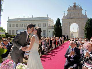 O casamento de Adriana e Richard