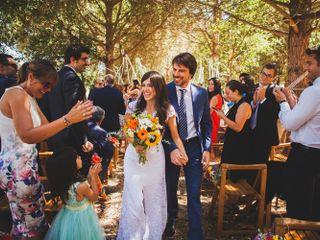 O casamento de Sílvia e Miguel