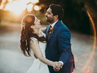 O casamento de Inês e Mark