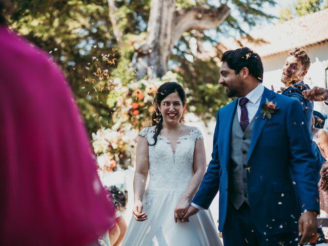 O casamento de Mark e Inês em Alenquer, Alenquer 43