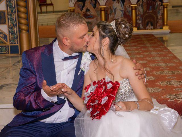 O casamento de Claúdia e Daniel