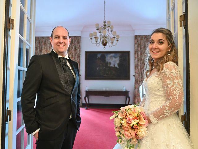 O casamento de Andreia e Emanuel