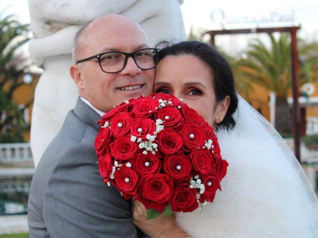 O casamento de Elia e Luís