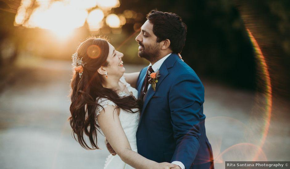 O casamento de Mark e Inês em Alenquer, Alenquer