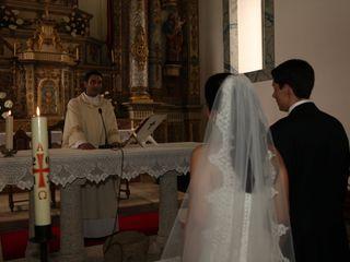 O casamento de Tânia e Nelson 1